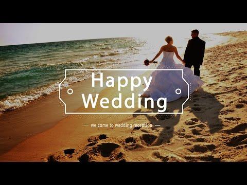 関西の結婚式映像作成 撮影編集